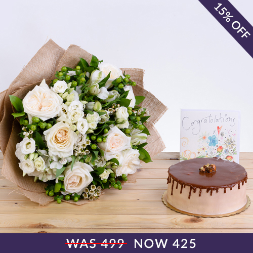With Love Floral Package