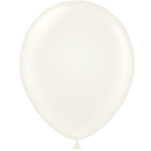 White Rubber Balloon