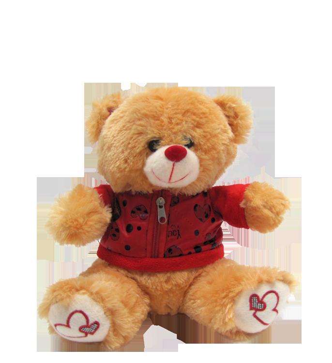 Love Teddy Bear Stuffed Toy